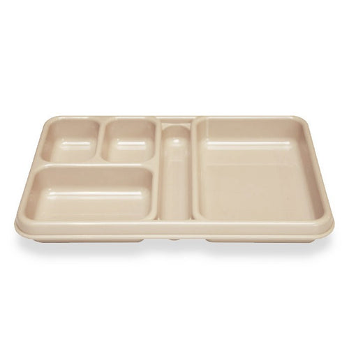 TVN5 Compartment Food Tray- Polycarbonate