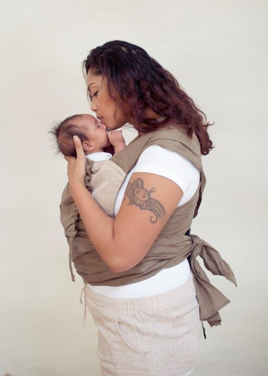Earth Wrap Baby Carrier