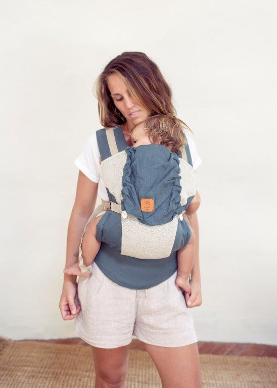 ergonomic easy baby carrier