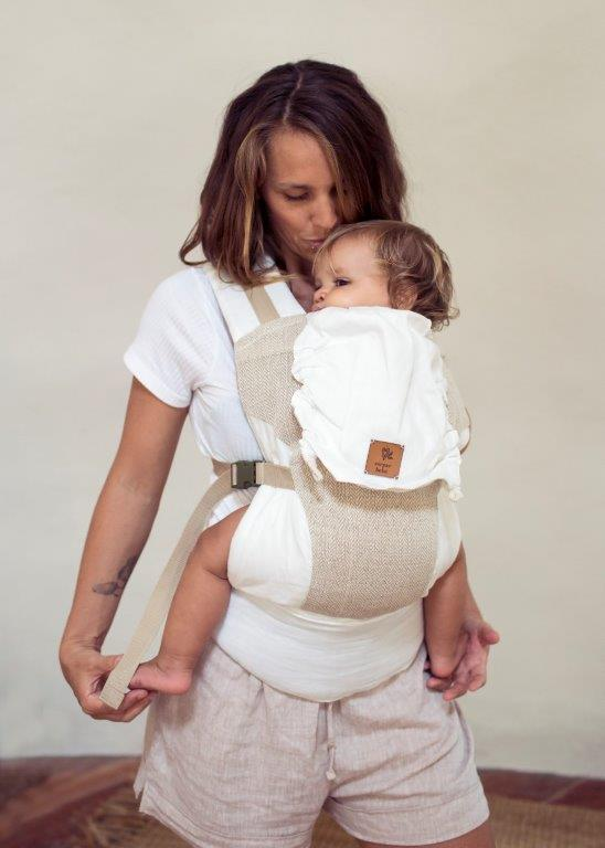 ergonomic infant baby carrier