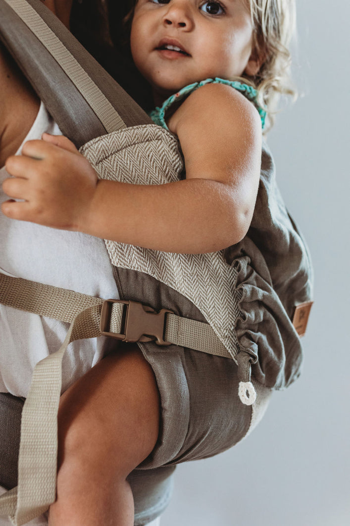 Earth Snap Baby Carrier - RESTOCK MID FEBRUARY