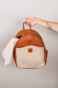 Adventure Day Pack - Tan