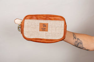 Everyday Essentials Pouch - Tan