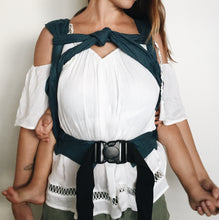 Load image into Gallery viewer, newborn easy wrap baby carrier