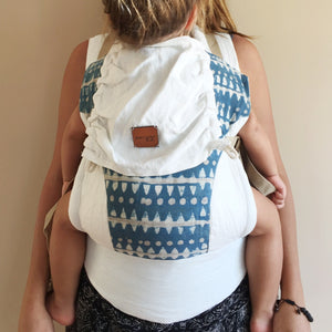 Natural Element Snap Baby Carrier