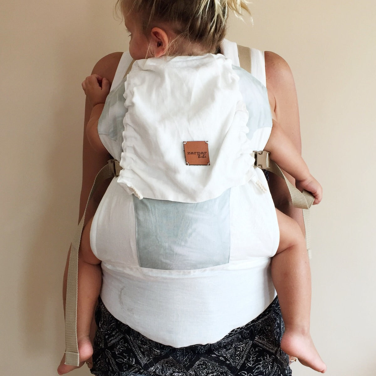 Moss Snap Baby Carrier