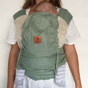 Sage Wrap Baby Carrier