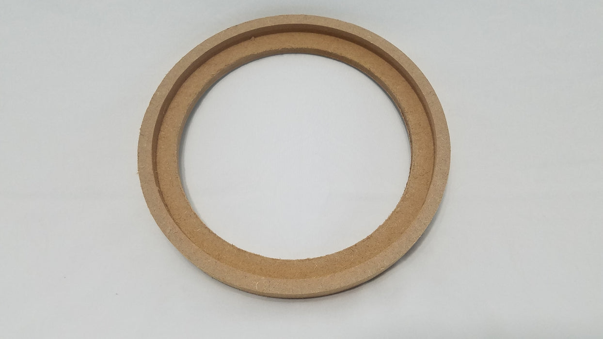 "Pair of 8"" Recessed Speaker Rings Inner Diameter 7 3/16"""
