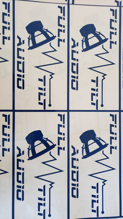 Full Tilt Stickers/Decal