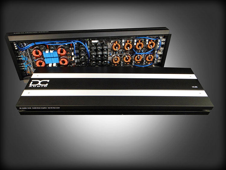 DC Audio 10.0K Amplifier 10,000W