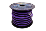 8 Gauge OFC Speaker Wire 50ft Spool