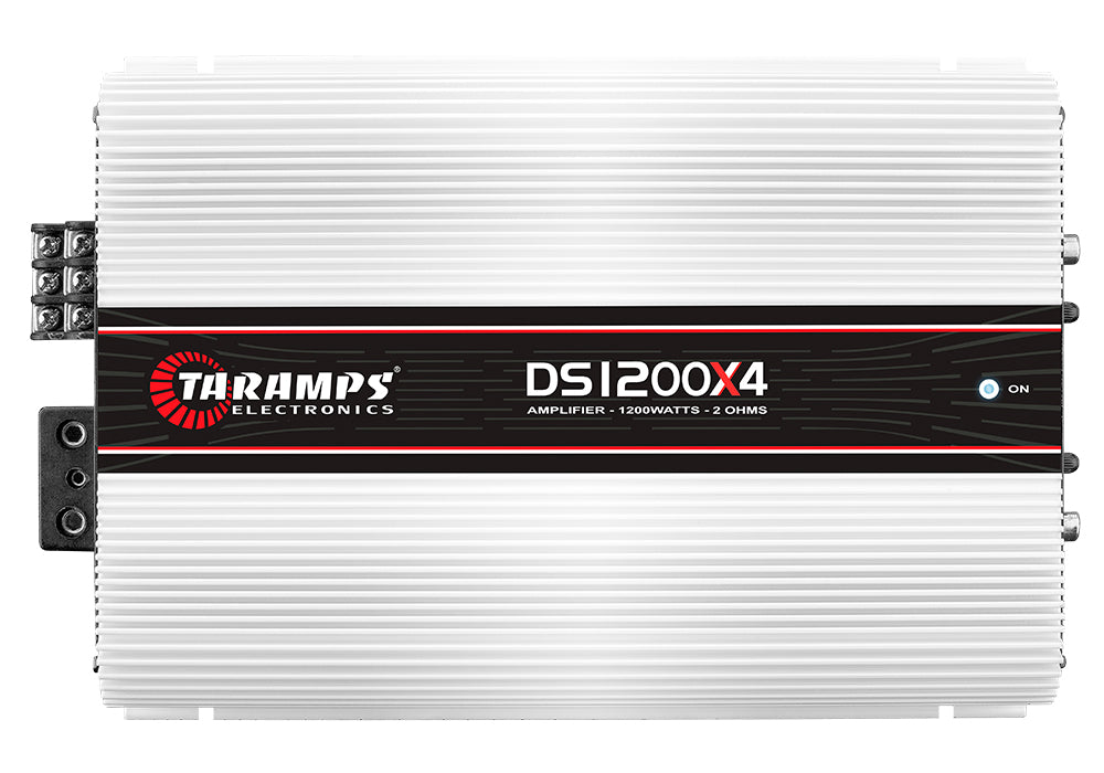 Taramps DS 1200.4 2 Ohm Multi-Channel Amplifier
