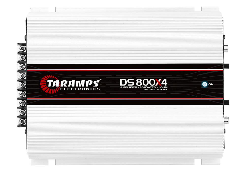 Taramps DS 800.4 1 Ohm Multi-Channel Amplifier