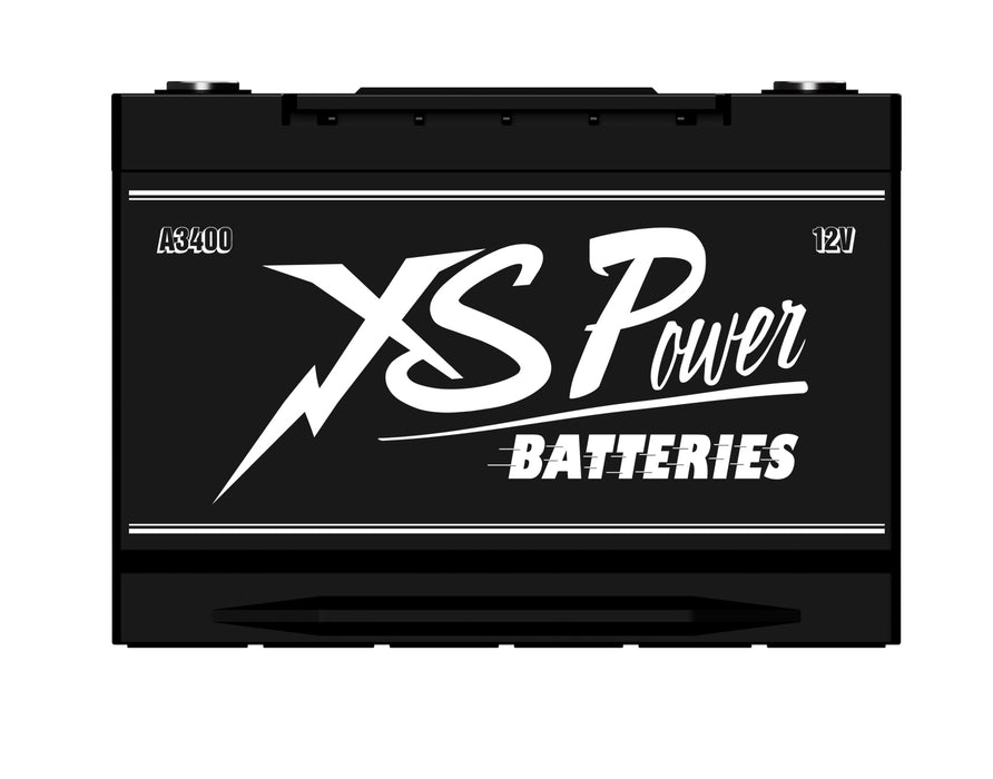 XS POWER A3400 12V AGM Starting Battery