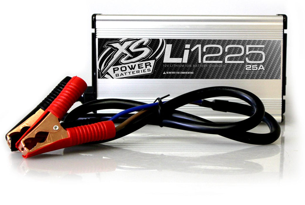 XS POWER Li1225 12v Lithium Battery Charger