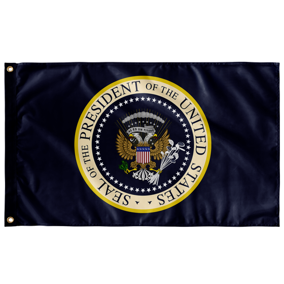 'Donnie's Presidential Seal' Wall Flag