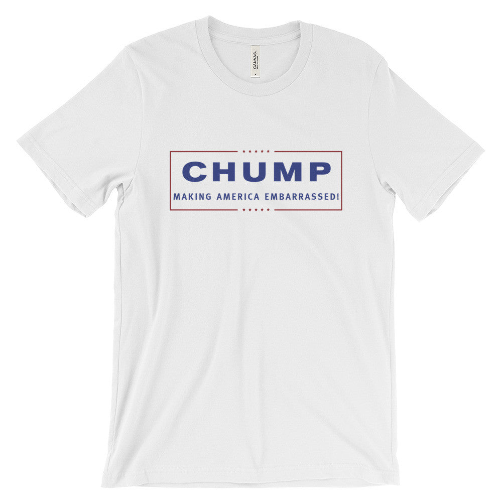President Chump t-shirt (light)