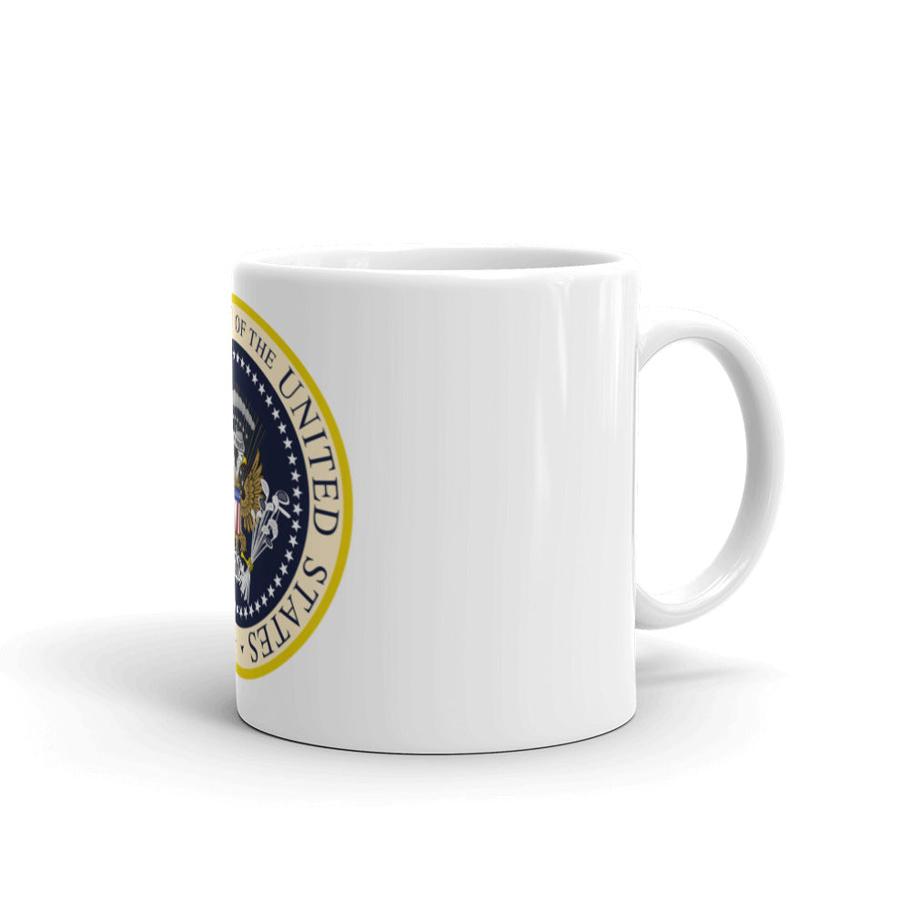 Donnie's Presidential Seal Mug