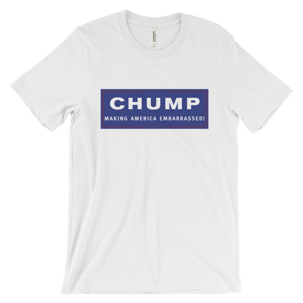 President Chump t-shirt (campaign style)