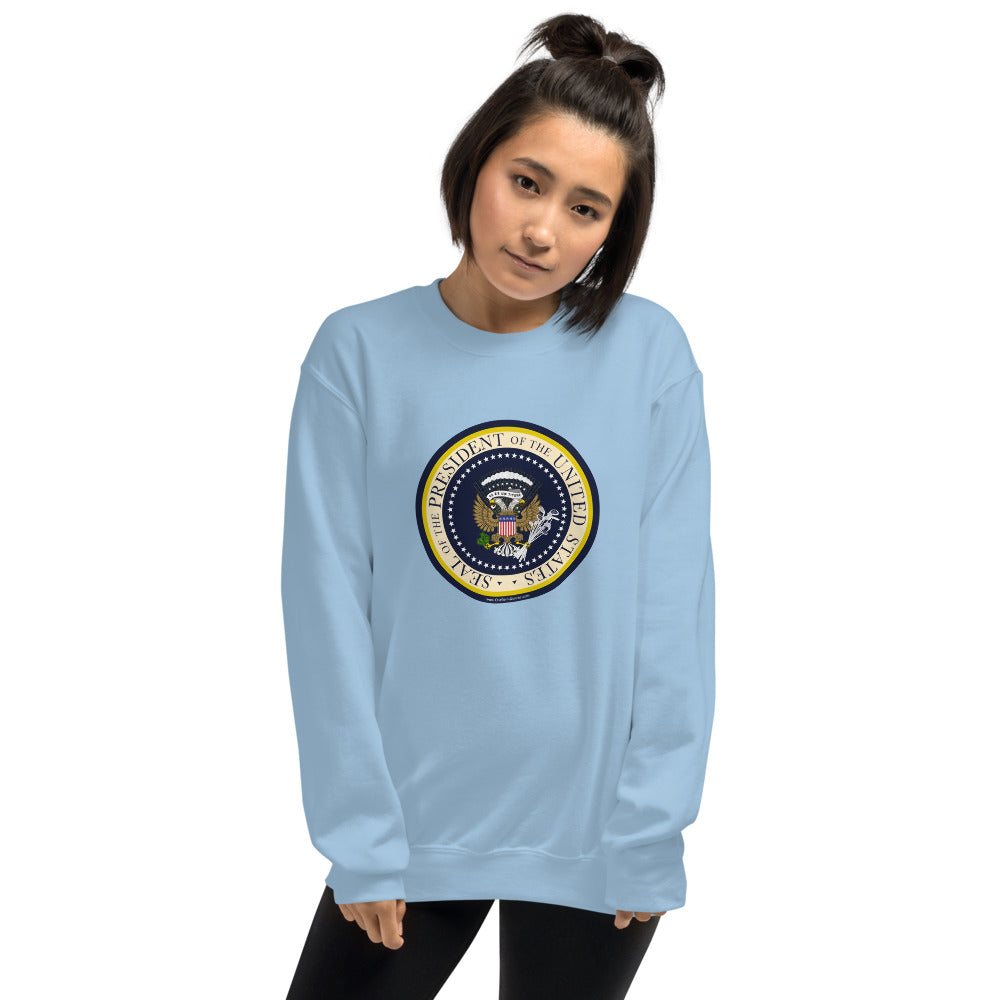 Donnie's Presidential Seal Unisex Sweatshirt