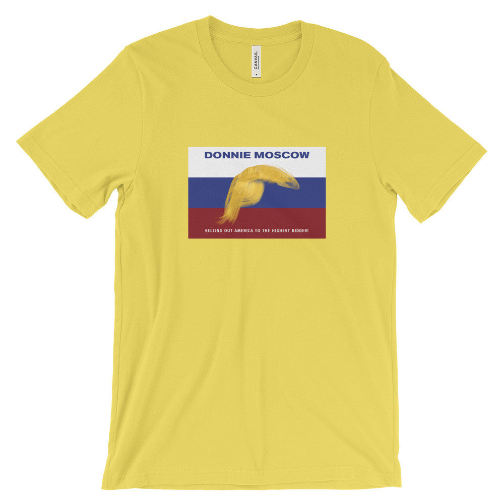 Donnie Moscow t-shirt