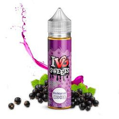 Blackcurrant No Ice 50ML Shortfill - I VG