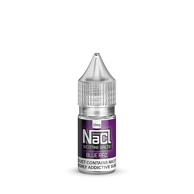Blue Raz - NaCl 10ML Nicotine Salts