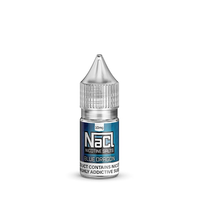 Blue Dragon - NaCl 10ML Nicotine Salts