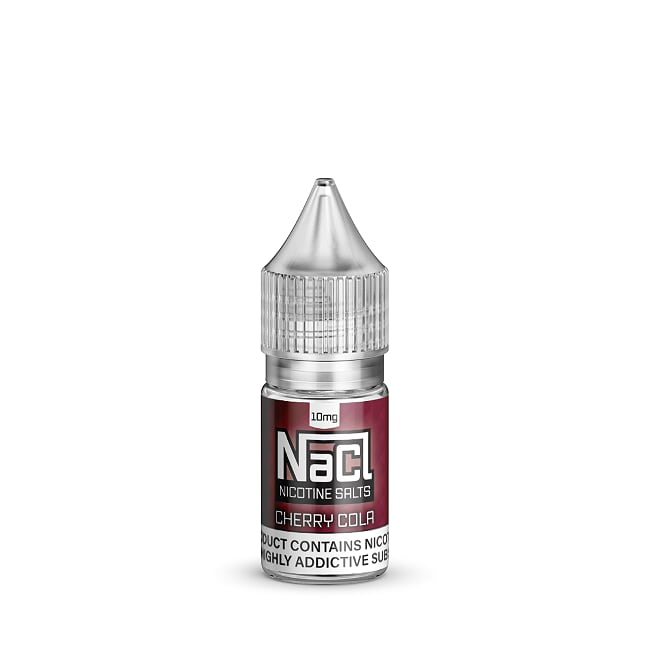 Cherry Cola - NaCl 10ML Nicotine Salts