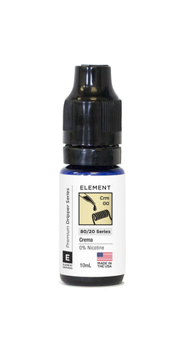 Elements Dripper Crema - 50ML Shortfill