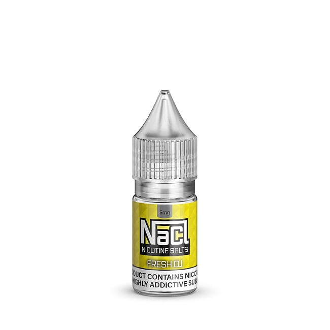 Fresh OJ - NaCl 10ML Nicotine Salts