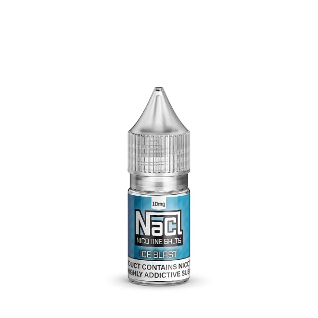 Ice Blast - NaCl 10ML Nicotine Salts