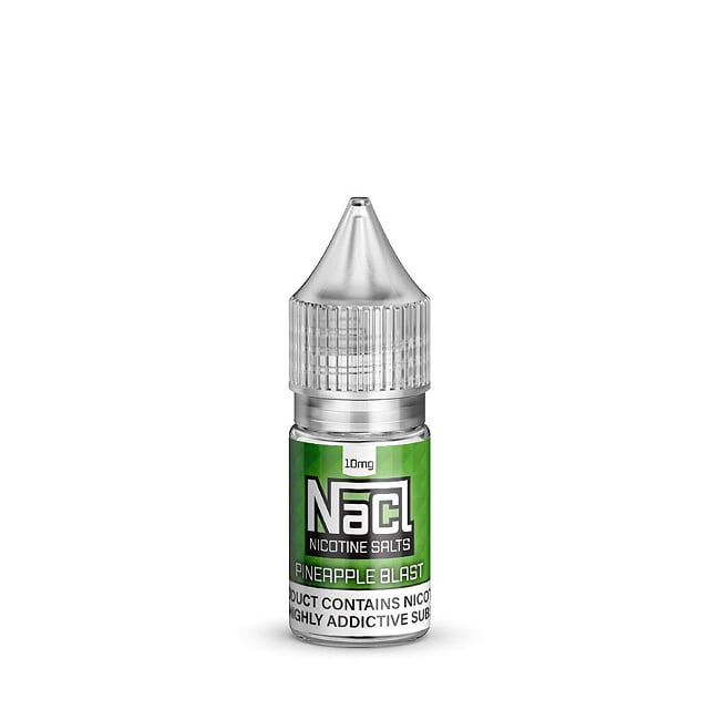 Pineapple Blast - NaCl 10ML Nicotine Salts