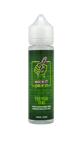 Tropical Tang - Wick It Drip It 50ml Shortfill