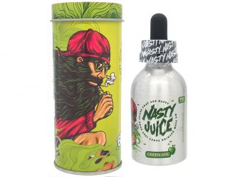 GREEN APE - NASTY JUICE 50ML SHORTFILL