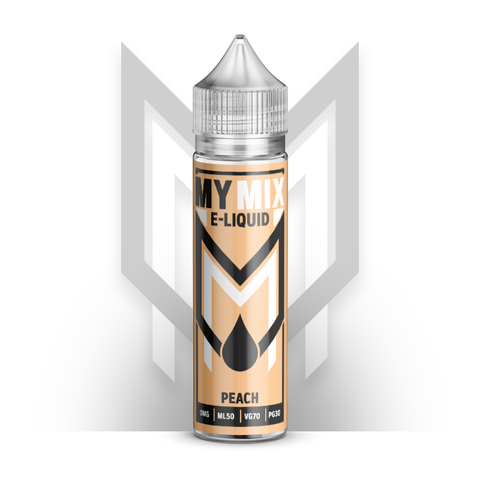My Mix - Peach 50ML