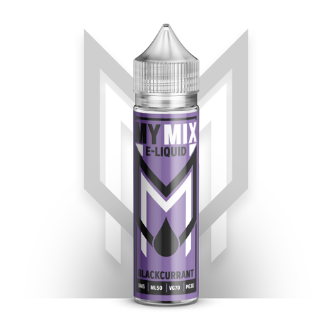 My Mix - Blackcurrant 50ML