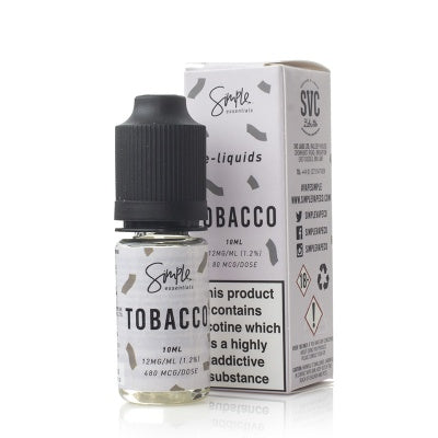 Simple Essentials - Tobacco