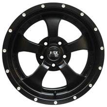 Black Mountain Matte Black 17x9 Alloy Wheel
