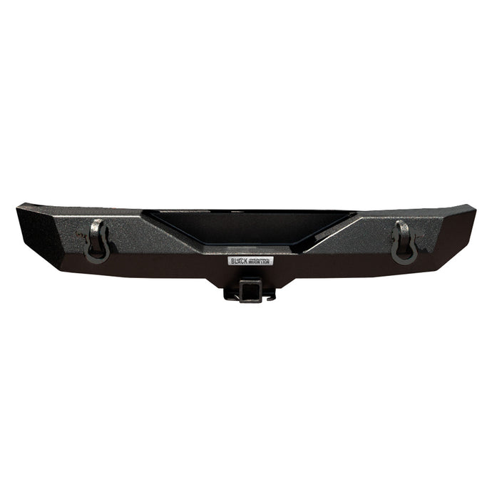 Black Mountain Rear Recovery Bumper