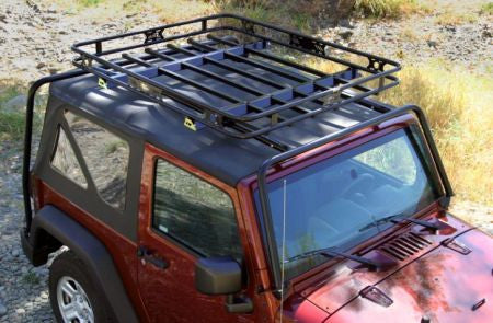 Kargo Master Congo Roof Rack & Cage for Wrangler 2DR