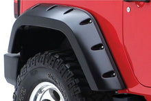 Bushwacker Max Coverage Flared Wheel Arch (4DR) Rear