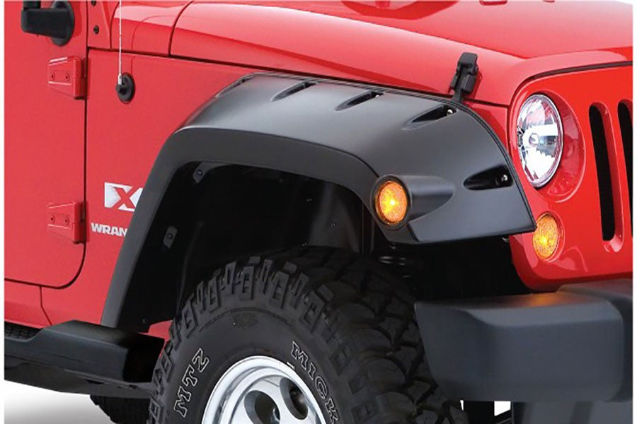 Bushwacker Max Coverage Flared Wheel Arch front