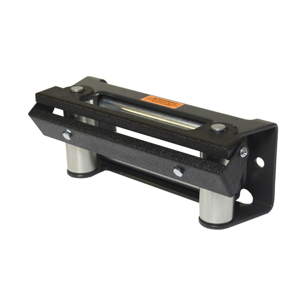 Black Mountain Flip Up Number Plate Holder (Fairlead Mounted)