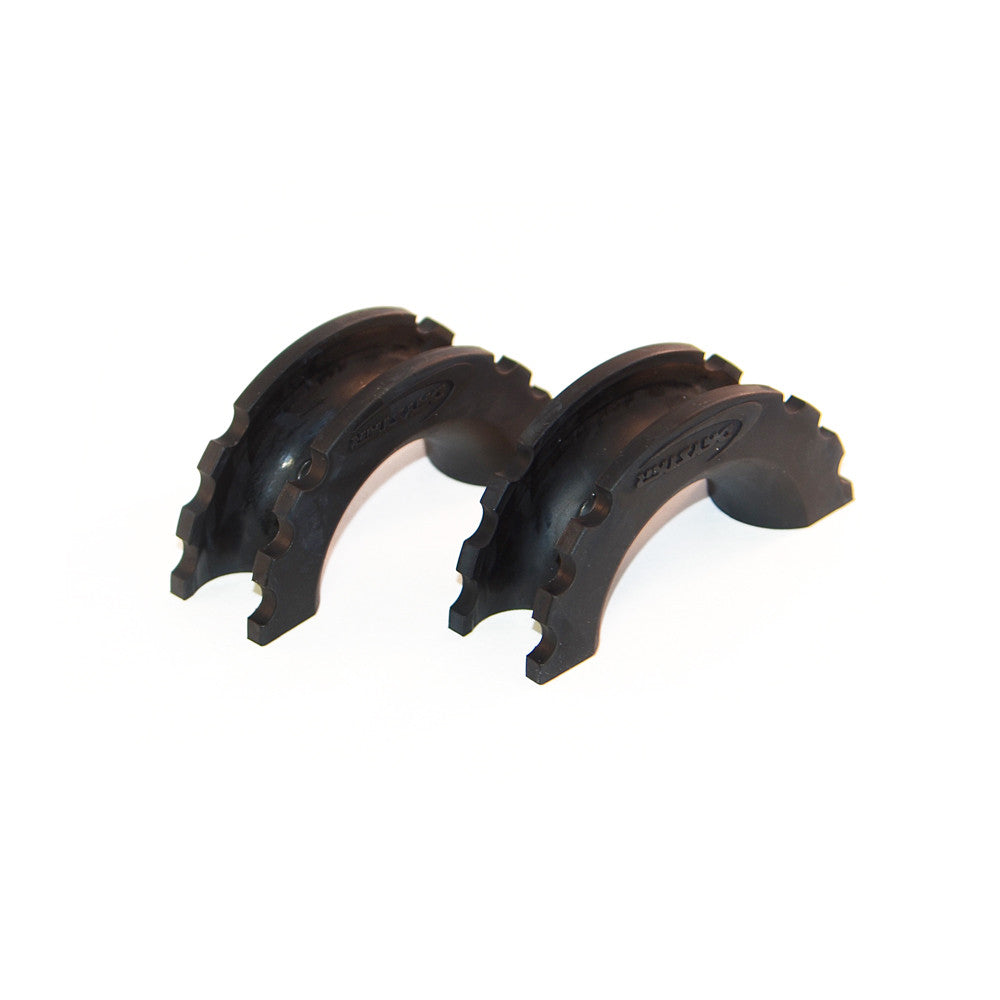 Black Mountain D-Ring Isolators (Pair - Fits all bumpers)