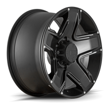 Black Mamba Matte Black 20x9 Alloy Wheel and Cooper Tyre Package