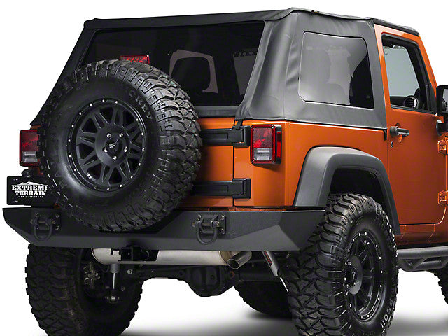 Bestop Trektop Soft Top for Wrangler 2DR
