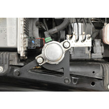 Black Mountain Vacuum Pump Relocation Kit (Needed for Front Rock Bumper Installation 2012>)