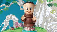 Porky Pig as Friar Tuck
