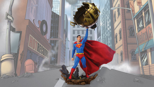 Superman 1/6 Scale Statue